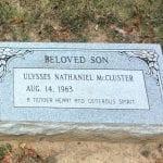 Single Bevel Grave Marker Design Inspiration